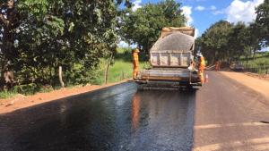Agetop inicia restauração de 370 quilômetros de rodovias