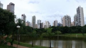 Temperatura cai ainda mais em Goiânia na próxima semana. Confira previsão