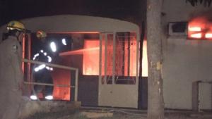 Homens que atearam fogo em Fórum de Goiatuba são condenados