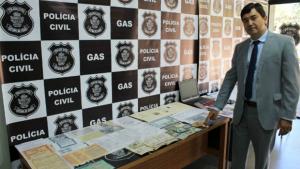 Polícia Civil prende oito suspeitos de estelionato em Goiânia