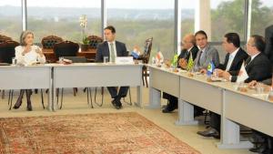 Governadores discutem agenda federativa com nova presidente do STF