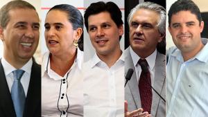 Confira agenda dos candidatos ao governo de Goiás para esta 4ª-feira (29)