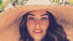 Grazi Massafera faz campanha para empresa da noiva do ex