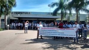 Prefeituracede e professores municipais devem voltar ao trabalho na segunda-feira (2/3)