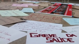 Servidores da Saúde municipal anunciam novo indicativo de greve