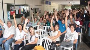 Trabalhadores da UFG, IFG e IF Goiano aprovam greve para 24 de outubro