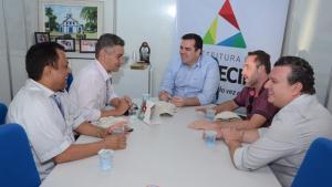 Gustavo Mendanha transfere gabinete para Expo Aparecida 2017