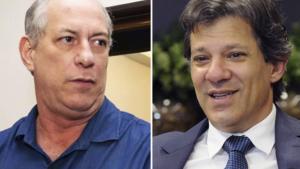 Haddad e partido de Ciro vão à Justiça para tentar anular eleições de 2018