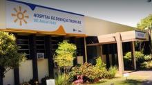 Em defesa do HDT, profissionais de saúde realizam ato público nas intermediações do hospital