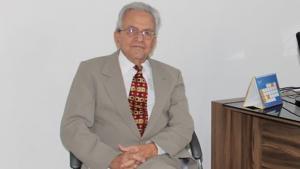 Ex-governador Helenês Cândido declara apoio a Buonaduce