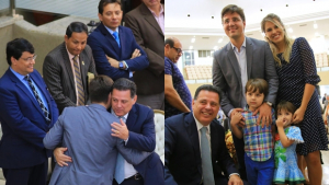 Candidato do PSC caiadista declara apoio a Marconi ao Senado Federal