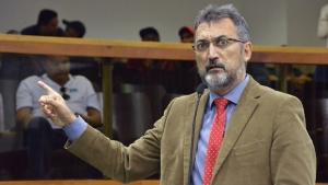 """""""Não cabe aos deputados escolher quantas secretarias o Caiado vai ter"""", diz Humberto Aidar sobre reforma administrativa"""