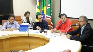 CEI da Saúde vai avaliar novo pedido de afastamento da secretária Fátima Mrué