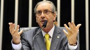 Eduardo Cunha não vê razão jurídica para impeachment de Dilma Rousseff