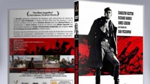 Versátil põe no mercado brasileiro o belo filme Juramento de Vingança, de Sam Peckinpah