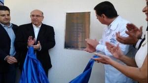 Governador inaugura primeira etapa da reforma do Hospital Materno Infantil