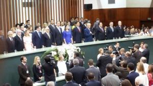 Confira na íntegra discurso de posse do governador reeleito Marconi Perillo