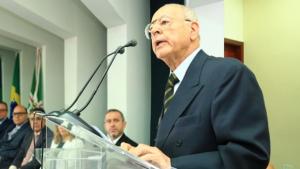 """Novo secretário de Segurança critica """"politicamente correto"""" e desarmamento"""