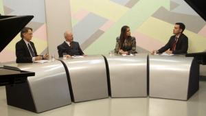 """Irapuan Costa Junior é entrevistado do """"Roda de Entrevista"""""""
