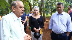Iris pede autorização para empréstimo de R$ 50 milhões destinado à Comurg