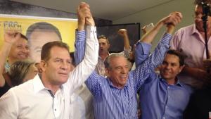 Major Araújo é confirmado vice de Iris na disputa pela prefeitura de Goiânia