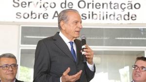 Iris Rezende aposta que, entre os nomes do MDB, é o único que terá o apoio de Ronaldo Caiado