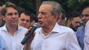 Iristas garantem que Iris Rezende não está doente e faz política em tempo integral