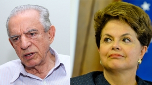 Petistas e peemedebistas repercutem críticas de Iris Rezende à presidente Dilma Rousseff
