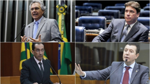 Alianças sugerem que Caiado não tem condições de cobrar coerência de seus adversários
