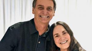 Regina Duarte sai da Globo e vai deixar de fazer anúncio do Arroz Cristal