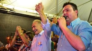 Jardel se compromete a universalizar saneamento básico em Catalão