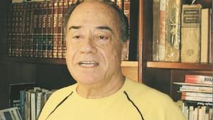 Morre o jornalista Jávier Godinho, aos 81 anos. Ele tinha câncer