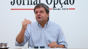 """""""Delegado Waldir tem todo direito de pleitear a candidatura"""", diz Jayme Rincón"""