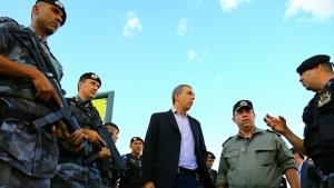 José Eliton reconfigura gestão e melhora índices da Segurança Pública em Goiás