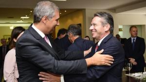 José Eliton destaca boa relação com órgãos de fiscalização