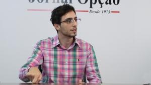 """Filho de Zé Gomes diz que decisão sobre 2018 é pessoal e não se importa com """"vetos"""""""