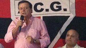 """""""Sampaio é inocente"""", diz deputado Jovair Arantes"""