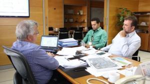 Juarezão cobra medidas para resolver crise hídrica em Brazlândia
