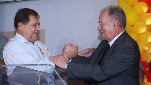 Ao lado de Lissauer Vieira, Juraci Martins se filia ao PPS