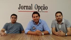 Juventude da base governista articula ações em prol das candidaturas de Marconi Perillo e Vilmar Rocha