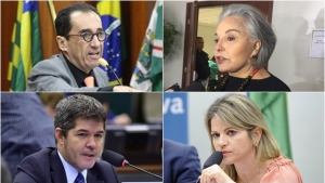 Eleitorado da Grande Goiânia é disputado por Kajuru, Iris Araújo e Waldir Soares