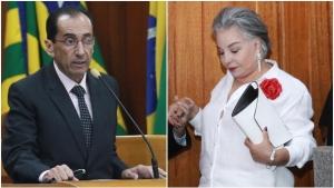 Secretário de Finanças se demitiu após ser desmoralizado por Dona Iris, diz Kajuru
