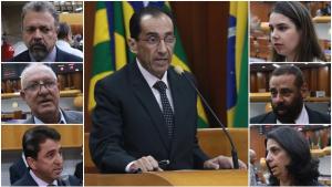 Sete vereadores vão à Justiça exigir nova eleição na Câmara de Goiânia