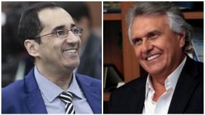 Jorge Kajuru diz que não estará presente na posse de Ronaldo Caiado