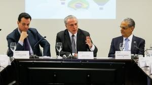 Temer diz que governo está aberto para negociar Reforma da Previdência