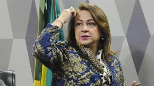 PMDB comunica ao Senado o afastamento de Kátia Abreu por 60 dias