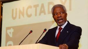 Morre ex-secretário-geral da ONU e Nobel da Paz, Kofi Annan