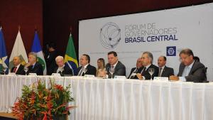 """""""Juntos, somos um gigante de produção e exportação"""", diz Marconi sobre novo bloco"""
