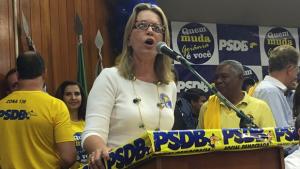 Lêda Borges diz acreditar em reforma integral de sua condenação