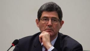 Joaquim Levy presta depoimento na CPI do BNDES no dia 26 de junho